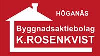 Höganäs byggnadsaktiebolag K. Rosenkvist