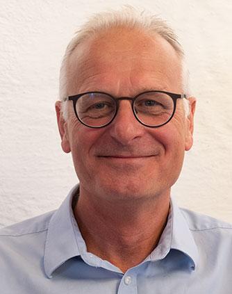 Johan Högberg - grundare Vägen Upp